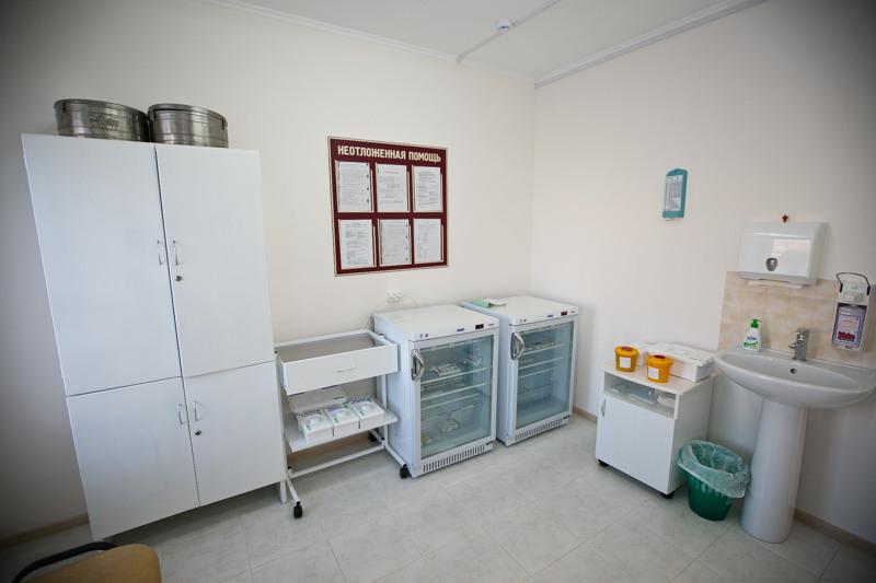 Санитарно бытовое обеспечение работников на производстве