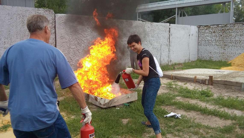 Правила и нормы охраны труда, техники безопасности и противопожарной защиты