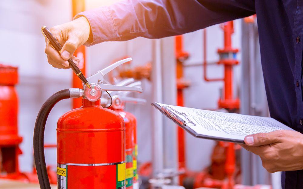 Инструктажи по пожарной безопасности - блог по охране труда Юнитал-М